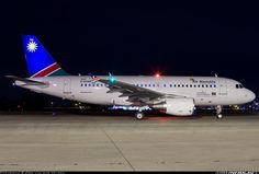 Air Namibia D-AVWK Airbus A319-112 aircraft picture