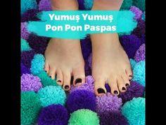 NASIL YAPTIM? #7   Ponpon Paspas Yapımı - YouTube