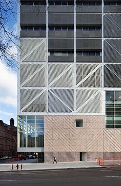 rafael moneo, northwest science building, columbia, ny