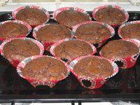 Superrychlé kakaové mufiny s kousky čokolády, dobrota ke kafíčku 【ツ】 Super i jako bábovka 【ツ】 Pie, Breakfast, Desserts, Food, Torte, Morning Coffee, Tailgate Desserts, Cake, Deserts