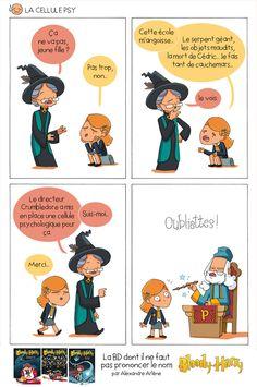 Harry Potter Parody, Geek Stuff, Comics, Van, Hogwarts, Other, Humor, Psychology, Geek Things