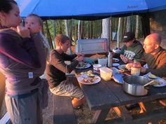 food for scot: Camping Menu and Meal Ideas