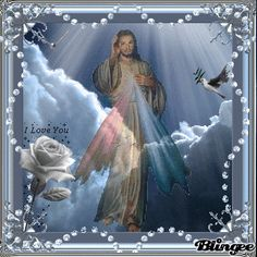 Jesus te ama Real Image Of Jesus, Prayer Images, Catholic Doctrine, Photo Frame Design, God Is Amazing, Jesus Christ Images, Christian Pictures, Jesus Pictures, Religious Pictures