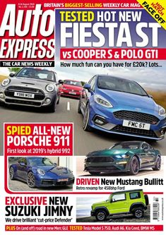 9625 best auto moto images on pinterest nice cars vehicles and download pdf auto express 08 august 2018 for free and other many ebooks and magazines fandeluxe Images