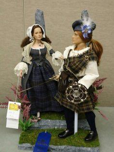 outlander dolls