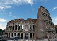 #義大利 #Italy #羅馬 #Rome #角鬥場 #Colosseum 第三入口。第三入口於7月15日第一次向公眾開放,遊客們可以從該入口直接進入圓形競技場參觀,這一入口也是古羅馬時期角鬥士們進入競技場的專用通道。攝影師:Fabio Campana