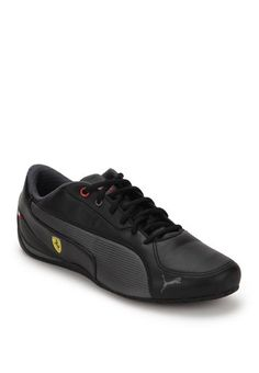 db045283fd2 Buy Puma Drift Cat 5 Sf Black Sneakers Online - 4867121 - Jabong