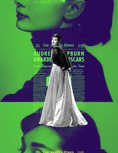 Stylish Tribute to Hollywood Beauty Icons