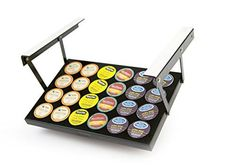 Coffee Keepers Under Cabinet K-Cup Holder (608938498274), 2015 Amazon Top Rated Cabinet & Drawer Organization #Home