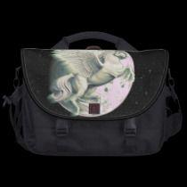 Pegasus commuterbag by ASummersDay Pegasus, Lunch Box, Backpacks, Gifts, Bags, Handbags, Presents, Bento Box, Backpack
