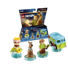 LEGO Dimensions Scooby Doo Team Pack (71206)