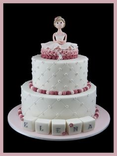 This is a true work of art!  All CAKE!!  You must go to her website and looks at her cakes!!  www.Inspiredbymichelleblog.com