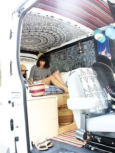 I shared a while back that we bought a Ford Transit van and we have slowly been converting it into a camper van for our family adventu...