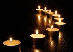 """CALMING CANDLES"" LARGE  LIGHT UP WALL LED CANVAS/WALL ART 70cm X 50 NEW 1003 �19.99"
