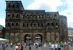 Trier, Germany - the Second Rome