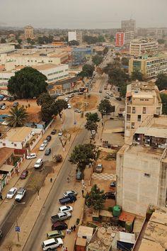 Luanda Centro da Cidade | by Blad M