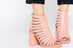 21 Pairs Of Open-Toed Booties You'll Want On Your Feet Right Now