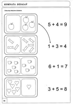 Alphabet Worksheets, Math For Kids, 1, Math Equations, Speech Language Therapy, Therapy