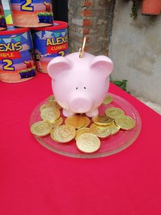 Cumple Toy Story, Piggy Bank, Birthday Candles, Toys, Activity Toys, Money Box, Clearance Toys, Money Bank, Gaming