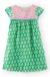 Mini Boden 'Pretty Hotchpotch' Dress (Toddler Girls, Little Girls & Big Girls)