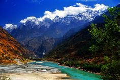 Tiger Leaping Gorge - Yunan, China