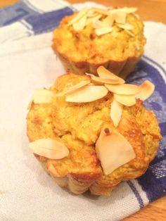 Havermout/sinaasappel muffin