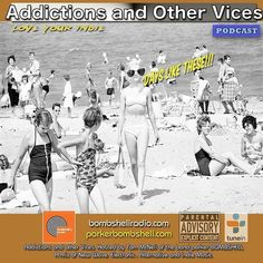 Addictions 292 #today #bombshellradio #nowplaying #thisweek #radioshow#indie Its holiday Monday at least for some of us here in Canada. Not that I'm complaining today in good company. Thanks to all the artists and labels and PR companies that sent in tracks this week. More than enough to make this a two hour show. We have a great show tonight #newmusic finds Addictions Inbox submissions a few favourites and a few requests from our listeners. This is Addictions and Other Vices 292 - Days Like…