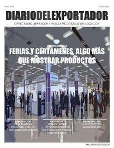 DIARIO DEL EXPORTADOR - REVISTA Nº 003  Diario del Exportador. Conectarse, aprender y hablar de internacionalización