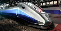 TGV_NG - Joris Bonnesoeur Transportation Technology, Transportation Design, Rail Transport, Public Transport, Zombie Vehicle, High Speed Rail, World Of Tomorrow, Trains, Alien Planet