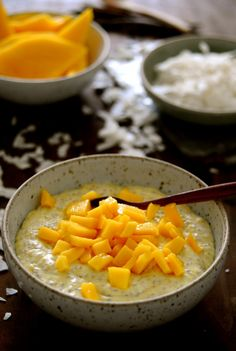 The good thing about this chia seed pudding with mango is that it tastes like a dessert but it's healthy! These seeds are packed with so many good things.