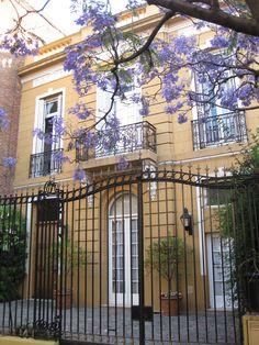 Palermo Chico. Buenos Aires, Argentina