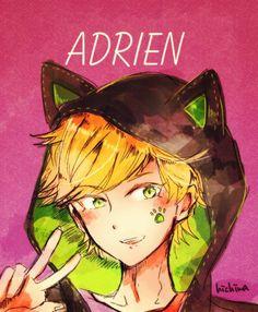 Chat noir §9 Adrien