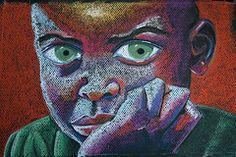 Great art work...inviting eyes!