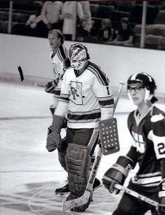 Mark Messier Cincinnati Stingers Wha Hockey Mark