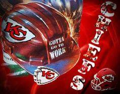 Chiefs Kansas City Chiefs Football, Extreme Metal, Horror Show, Warriors, Royals, Nfl, Wonder Woman, Country