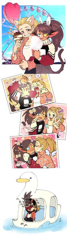 Fanart, Fairy Tail Comics, Percy Jackson Characters, Gay Aesthetic, Cat Character, She Ra Princess Of Power, Cartoon Shows, Owl House, Disney Cartoons
