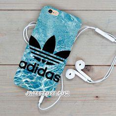 Adidas Sea iPhone Case 4 4s 5 5s 5c 6 6s Plus Hardcase