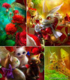 Queen Alice クイーン アリス|Gallery|LittleBit SHU Official Web Site