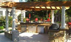 Letní kuchyně na vaší zahradě | Magazín zahrada