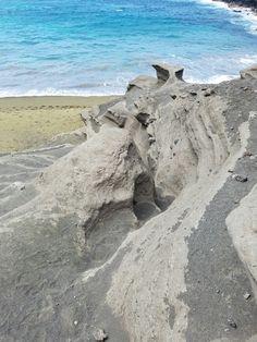 Green Sand Beach, Big Island