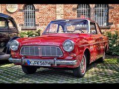 Ford Taunus P4 12M (1962–1966) - Ford Taunus P4 12M (1962–1966)