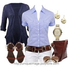 Spring Casual - Polyvore
