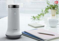 코웨이 Desktype Air-Cleaner concept