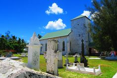 Beautiful Sunday Church Service In The Avarua CICC In Rarotonga - 7 things to see and do in the cook islands