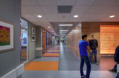 Lansing Arts and Sciences Renovation | Design Is … Award People's Choice