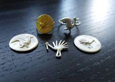 Jewelry Art, Silver Earrings, Cufflinks, Pendants, Bracelets, Accessories, Hang Tags, Pendant, Bracelet
