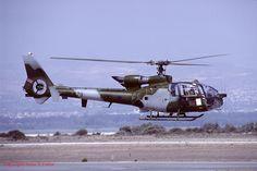 Westland Gazelle AH.1 ZB679 16 Flight AAC 19-09-02
