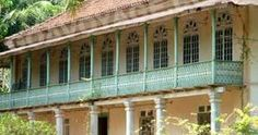 Image result for two storey colonial cottages caribbean