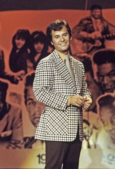 Dick Clark, American Bandstand.  (npr)