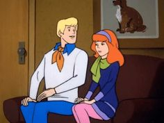 Everything is funny – just look closer™ Daphne And Fred, Daphne Blake, Scooby Doo Images, Scooby Doo Movie, Cartoon Tv Shows, Cartoon Gifs, Daphne From Scooby Doo, The Joke You, Scooby Doo Mystery Incorporated